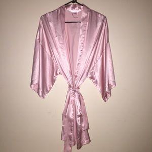 Victoria's Secret Angels Pink Robe
